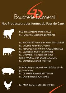 Liste agriculteurs