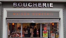Boucherie Charcuterie Dumesnil