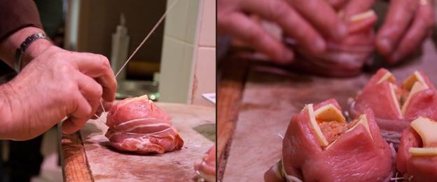 Maison Dumesnil - créations bouchères - le veau